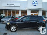 Regency Volkswagen  2013 MAZDA CX-5 GS ALL-WHEEL DRIVE