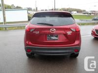 Make Mazda Model CX-5 Colour RED Trans Automatic kms