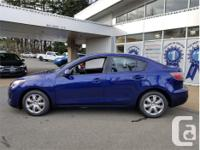 Make Mazda Model MAZDA3 Year 2013 Colour Blue kms