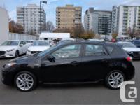 Make Mazda Model Mazda3 Sport Year 2013 Colour Black