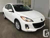 Make Mazda Model MAZDA3 Year 2013 Colour White kms