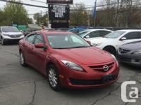 Make Mazda Model Mazda6 Year 2013 Colour Red kms