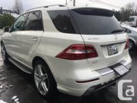 Make Mercedes-Benz Model ML500 Year 2013 Colour White