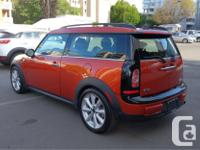 Make MINI Model Clubman Year 2013 Colour Orange kms