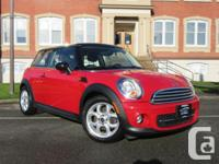 Make Mini Model Cooper Year 2013 Colour Red kms 53000