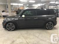 Make MINI Model Cooper Clubman Year 2013 Colour Grey