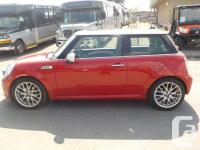 Make Mini Model Cooper Year 2013 Colour Red kms 79650