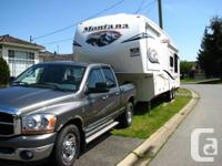 Combo package: $67,500 Hardly used 2013, Montana 29.5
