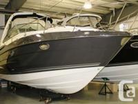 New 2013 Monterey 300SCR powered with twin Volvo Penta