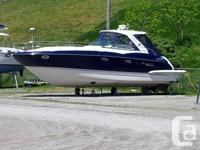 Previously enjoyed 2013 Monterey 400SY. Powered with