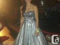 I'm selling my 2013 Size 4 Night Moves Senior prom