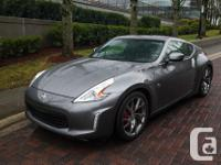 Make Nissan Model 370Z Year 2013 Colour Grey kms 73250