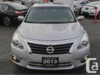 Make Nissan Model Altima Year 2013 Colour Silver kms