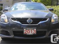 Make Nissan Model Altima Coupe Year 2013 Colour Blue
