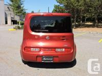 Make Nissan Model Cube Year 2013 Colour Red kms 9748