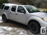 Make Nissan Model Frontier 4WD Year 2013 Colour Silver