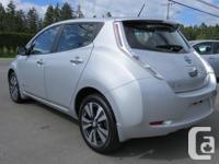 Make Nissan Model Leaf Year 2013 Colour SILVER kms 35