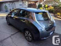 Make Nissan Model Leaf Year 2013 Colour Gunmetal Grey