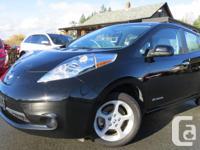 Make Nissan Model Leaf Year 2013 Colour BLACK Trans