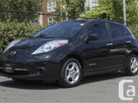 Make Nissan Model Leaf Year 2013 Colour Black kms