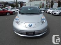 Make Nissan Model Leaf Year 2013 Colour Silver kms