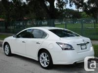 Make Nissan Model Maxima Year 2013 Colour white kms