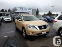 Make Nissan Model Pathfinder Year 2013 Colour Tan kms