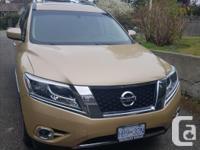 Make Nissan Model Pathfinder Year 2013 Colour Sand kms