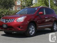 Make Nissan Model Rogue Year 2013 Colour Red kms 66433