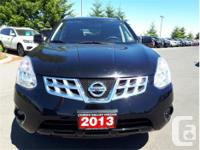 Make Nissan Model Rogue Year 2013 Colour Black kms