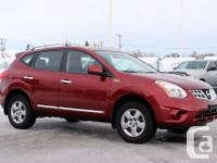 Make Nissan Model Rogue Year 2013 Colour Red kms 38755