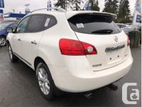 Make Nissan Model Rogue Year 2013 Colour White kms