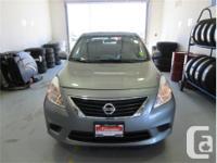 Make Nissan Model Versa Year 2013 Colour Silver kms