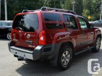 Make Nissan Model Xterra Year 2013 Colour Red kms