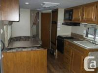 4 SEASON BUNK MODEL WITH AIR CONDITIONING, DOUBLE