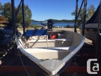2013 Princecraft Springbok 20A great fishing or utility