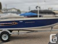 Boat, Motor, Trailer & Cover ALL INCLUDED! = $7,995