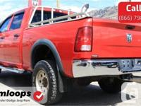 Make Ram Model 2500 Year 2013 Colour Red kms 237330