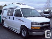 Top Options: * Dash & roof air conditioner * Awning *