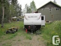 I am selling my 2013 Dutchmen Rubicon 2900 Toy Hauler.