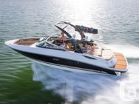 2013 Sea Ray 230 SLXFactory Installed Options Included
