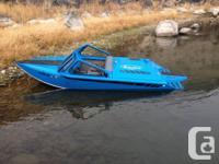 14 ft. Shallowcraft Jet Boat - $28000 (Boise , Idaho)