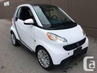 Make Smart Year 2013 Colour white Trans Automatic kms