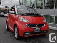 Make Smart Model FORTWO Year 2013 Colour Red kms 64306