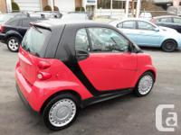 Make Smart Model Fortwo Year 2013 Colour Red kms 14000
