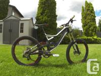 Hello, I have my 2013 specialized demo 8 I for sale. It