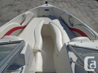 2013 Stingray 180LX Description: This bold, one owner