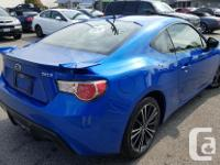 Make Subaru Model BRZ Year 2013 Colour WR Pearl Blue