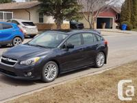 Make Subaru Model Impreza Year 2013 Colour Grey kms