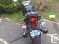 2013 Suzuki Gw250 still under factory warranty till